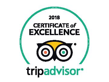 certificato eccellenza trip advisor